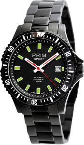 Manufactured since 1949 Prim watches were on almost everybody's wrist. Now they make some expensive retro-designed pieces that have collected design awards around the world.