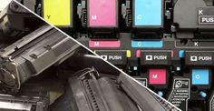 Hewlett Packard Compatible Toner Cartridge, Yellow - High Yield, As Shown Brother Printers, Hewlett Packard, Toner Cartridge, Drums, Magenta, Canon, The Unit, Stuff To Buy, Humor