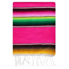 Mexican Serape, Rosa | Lulu and Georgia