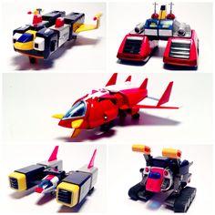Voltes V--hubby's request! 80s Cartoon Shows, Robot Cartoon, Combattler V, Gi Joe, Japanese Robot, Japanese Superheroes, Vintage Robots, Mecha Anime, Super Robot