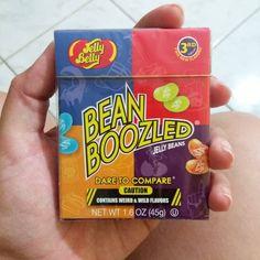 Que jogos comecem @wall_goncalves !!!  Genteee finalmente consegui comprar a jelly belly bean boozled  !! E claro que é pra fazer o desafio jelly belly  !! Ai que medo haha ! #instabgs #aneehalves #desafio #jellybelly #desafiojellybelly #challenge