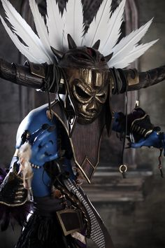 #Diablo 3 - Witch Doctor