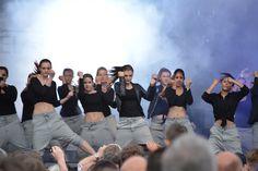 Dynamische Tanzperformance von Body & Soul