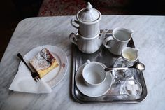 Carlsbad coffee, cafe sperl, vienna -- 2nd meet