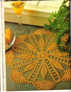 many beautiful patterns from Magic Crochet Christmas collection.