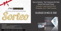 GANA UN FANTÁSTICO  Pack Tratamiento Anti Caída Aminexil  2 cajas Aminexil y1 Bain Prevéntion Valorado en más de 100€