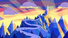 Resultado de imagen para paisajes hora de aventura