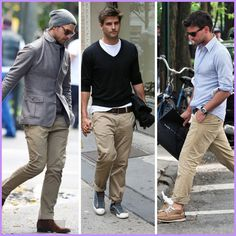 PE 2013 per l'uomo: dalla vita in giù il pantalone chino - Olivia Palermo's boyfriend - Tweedot blog magazine