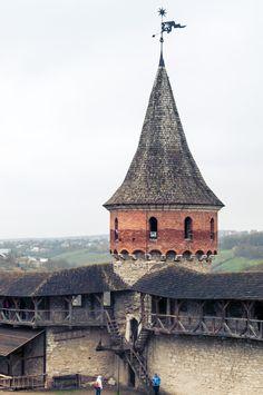 Ukraine: Kamianets-Podilskyi