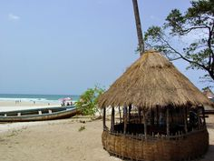 No. 2 Beach Hut - Freetown, Western- Sierra Leone