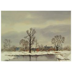 Winterslaap - Hibernation - Kış uykusu Watercolor and graphite on Millford, 26x36 cm Location: Drenthe, the Netherlands 101016 - € 550