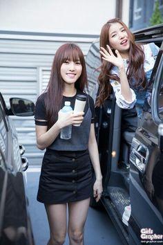 Yuju y sowon