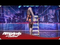 A One-Arm Handstand On Top of Another Person - AGT Season 7 Bandbaz Brot...