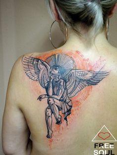 tattoo inspiration motives angel