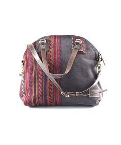 Camilla Fold Over Bag