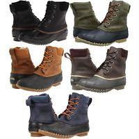 SOREL Cheyanne Lace Full Grain - MEN'S Waterproof Boot NEW COLLECTION