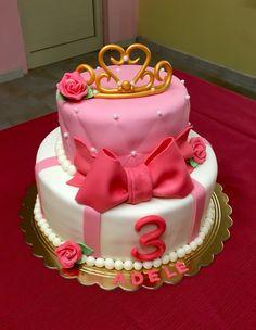 #cake # Princess #torta #principessa