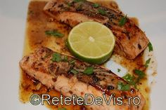 somon Other Recipes, Fish Recipes, Seafood Recipes, Romanian Food, Food And Drink, Chicken, Cooking, Ethnic Recipes, Photography