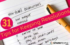31 Days to Unbreakable Resolutions via I need to do this. I've quit smoking & taking Chantix, which was my end of year goal, now it is time to get myself back in shape. Health And Wellness, Health Tips, Health Fitness, Fitness Tips, Health Care, Motivation Inspiration, Fitness Inspiration, Weight Loss Motivation, Fitness Motivation