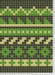 fair isle chart for MITTENS, nordiska vantar Fair Isle Knitting Patterns, Fair Isle Pattern, Knitting Charts, Loom Knitting, Knitting Stitches, Knitting Designs, Knitting Tutorials, Knitting Machine, Free Knitting