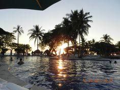 Sunset - El Salvador Beach