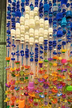 Art Made out of Garbage by Duncan Rawlinson, via Flickr