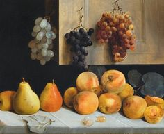 Unknown (American) Still Life 19th century