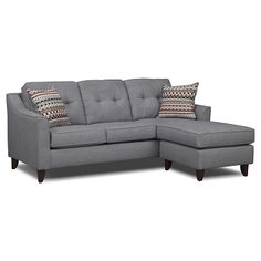 Pearson Upholstery Chaise Sofa   Furniture.com $474.99