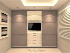 Quarto do Casal | By Eduarda Ritzmann Arquitetura e Paisagismo