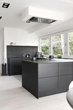 Drømmer du om et sort kjøkken