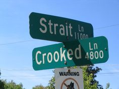 Strait - Crooked