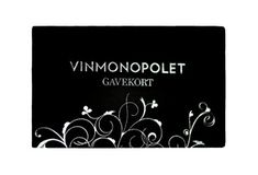 Gavekort fra Vinmonopolet