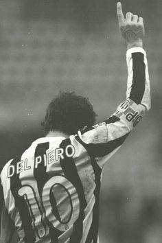 The king del piero ♡ ♡