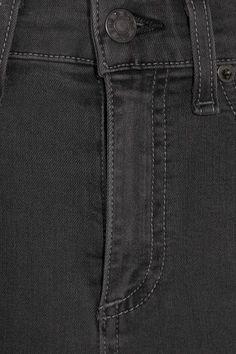 rag & bone - The Capri Cropped High-rise Skinny Jeans - Gray - 29