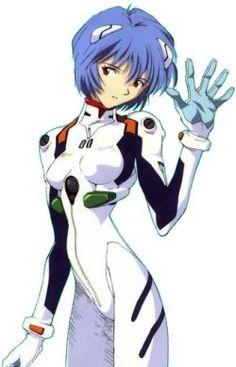 Rei Ayanami #evangelion #anime