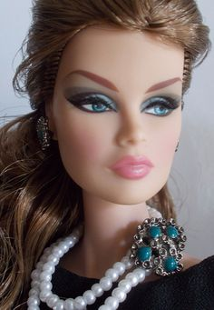 Barbie and bling