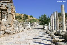 Ephesus, Ancient Roam city, Turkey