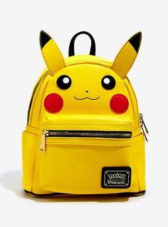 Loungefly Pokémon Pikachu Figural Mini Backpack