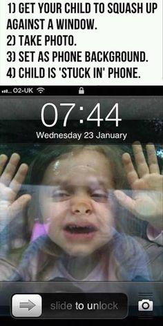 #kids #phones #funny