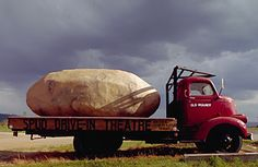 The Spud Drive-In; Driggs, ID - Top 50 American Roadside Attractions - TIME