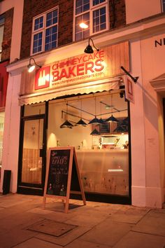 The Chimney Cake Bakers by Crate47 , via Behance