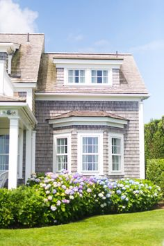 Are you considering a change to your home? Coastal Cottage, Coastal Homes, Shingle Style Homes, Southern Homes, Deco, House Colors, Exterior Design, Future House, Outdoor Living