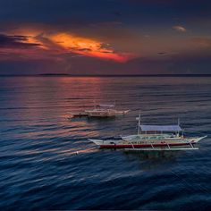 Overcoming the darkness at sea Bohol Philippines, Darkness, Sea, Celestial, Sunset, Places, Outdoor, Outdoors, The Ocean
