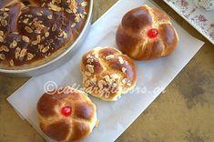» Sweet Easter Bread and Easter Cookies (Tsoureki and Koulourakia)