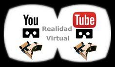 Visualizar cualquier video de Youtube en Modo Realidad virtual desde tu iPhone o Android.