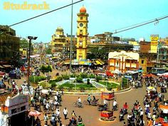 Kanpur is the most crucial industrial centre in Uttar Pradesh. It's now called the state's capital. Kanpur is located on the banks of river Ganga. Tourist Places, Tourist Spots, Hindu Temple, Bus Station, Smart City, India Travel, Small Towns, Geography, Attraction