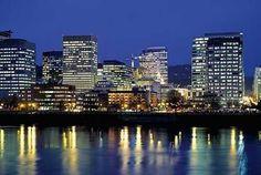 Portland, Oregon I love you and miss you