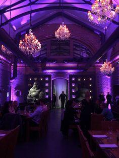 Décoration restaurant Nordbahnhof Two Buddhas
