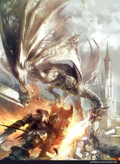 ArtStation - Dragon_2, Marat Ars