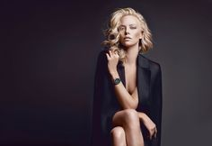 charlize theron in dior campaign